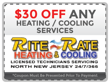 Heating Cooling Service NJ Coupon