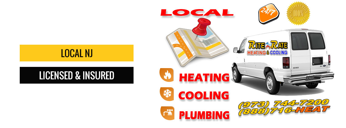 Heating Cooling Plumbing Service NJ