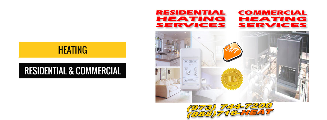 Residential and Commercial Heating Service NJ