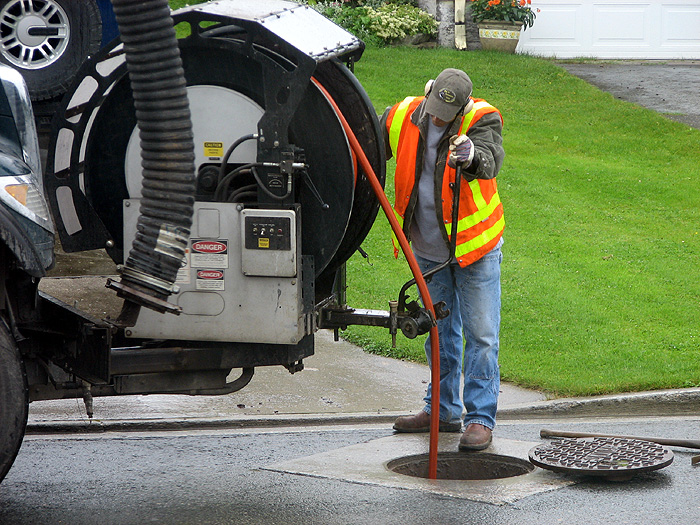 Culvert Cleaning Services : Sewer cleaning service ridgewood nj rite rate heating