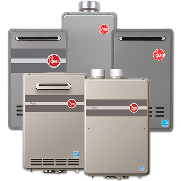 rite rate has affordable rheem tankless water heater services in
