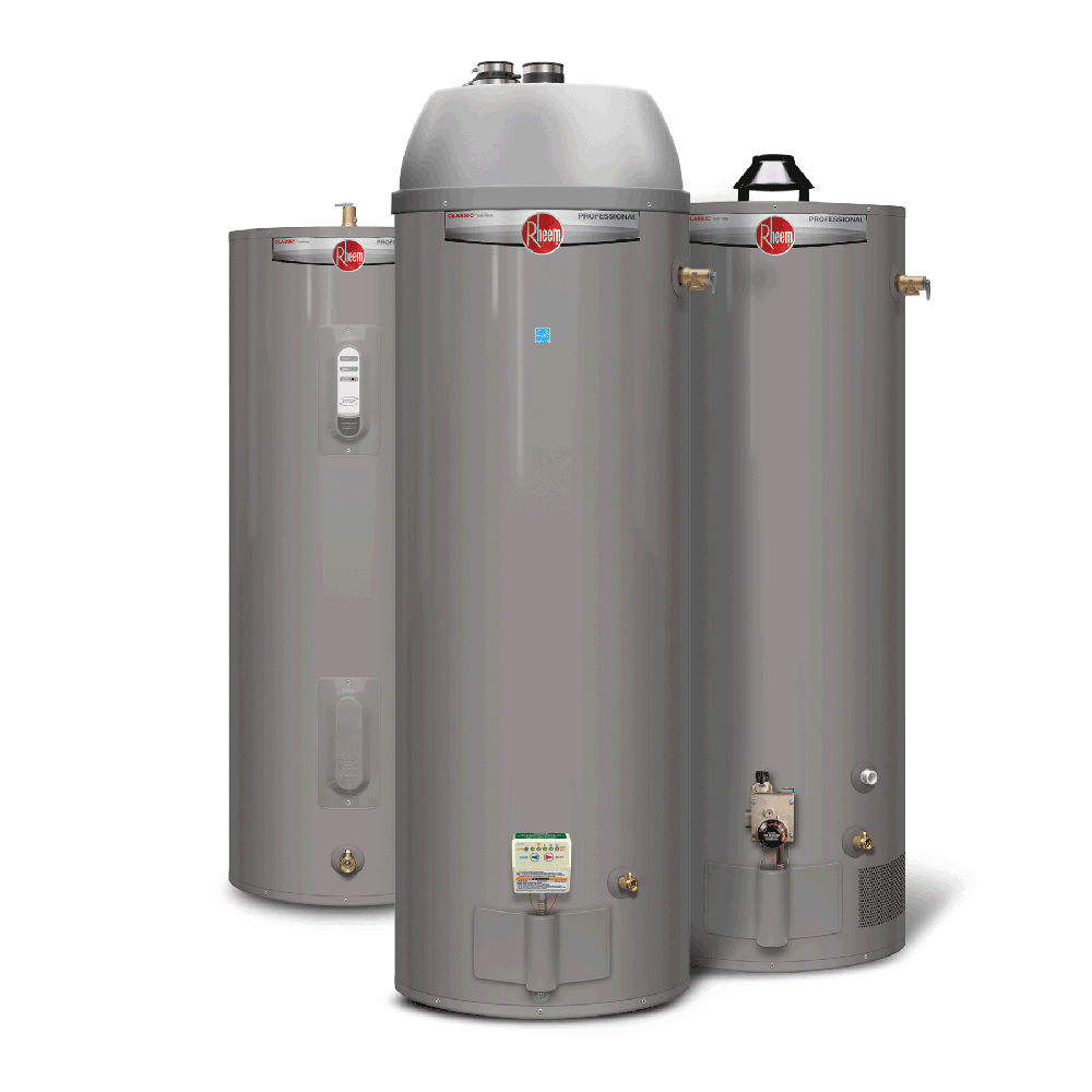 Rheem Hot Water Heaters >> How to know it's Time to Replace the Hot Water Heater - heating service nj | plumbing service nj ...